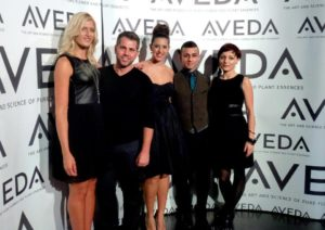 Aveda Masterjam 2012 Gina Conway Aveda Salons and Spas