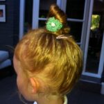 Top knot craze Gina Conway Aveda Salons and Spas