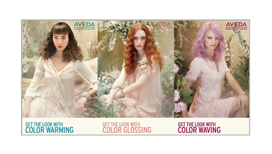 5 Top Spring Hair Colour Trends Gina Conway Aveda Salons and Spas