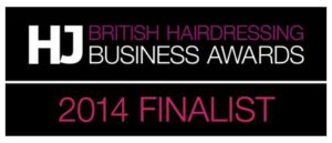 Shortlisted for the British Hairdressing Business Awards Gina Conway Aveda Salons and Spas