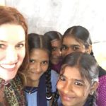 Gina's journey - The WaterAid diaries Gina Conway Aveda Salons and Spas