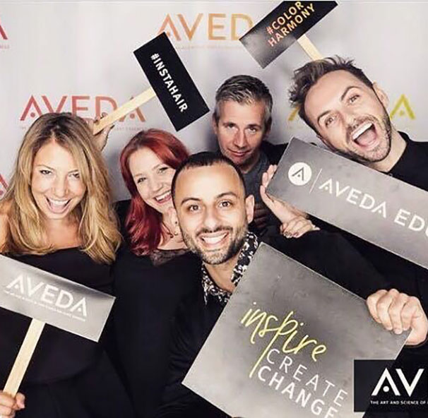 Aveda-Fashionista-winner-Kliff