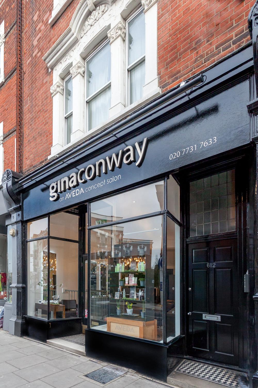 Gina conway fulham