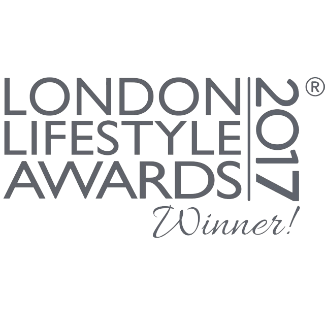 London Lifestyle Awards Winner