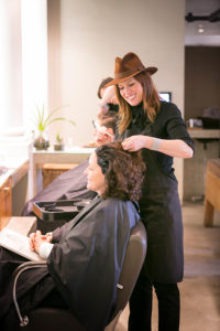 How I like to play Gina Conway Aveda Salons and Spas