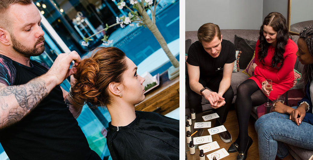 Gina Conway Salons and Spas