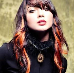 Dare to wear… the coral colour trend Gina Conway Aveda Salons and Spas